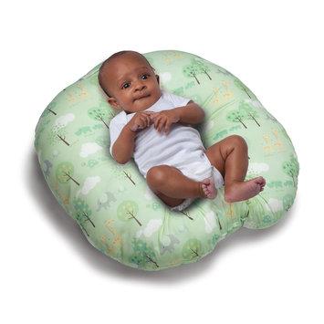 Boppy Upholstered Newborn Baby Lounger Daisy Basket