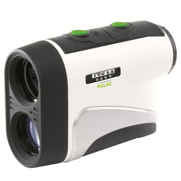 One Seed Llc Scoreband PULSE Compact Laser Rangefinder for Golf