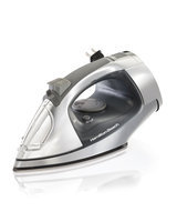 Hamilton Beach Chrome Stainless Retractable Iron - HAMILTON BEACH/PROCTOR-SILEX