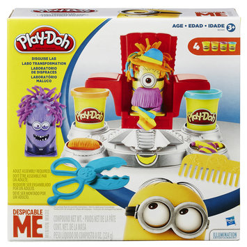 Hasbro Play-Doh Disguise Lab Featuring Despicable Me Minions