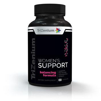 Vitalabs, Inc. TriZenium Women s Support, Balances Female Hormones, 60 capsules