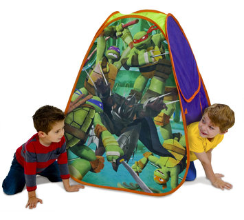 Playhut Teenage Mutant Ninja Turtles Hideaway Tent