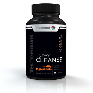 Vitalabs, Inc. TriZenium 15 Day Cleanse, Effective and All-Natural, 30 capsules