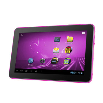 D2 - Pad Tablet with 4GB Memory - Pink