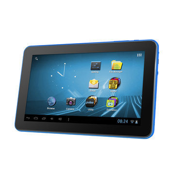 D2 - Pad Tablet with 4GB Memory - Blue