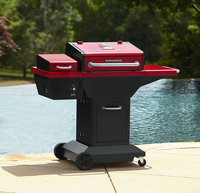 Myron Mixon Pitmaster Q3 Pellet Grill and Smoker - CAM CONSUMER PRODUCTS, INC