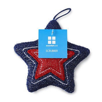 Essential Home Kitchen Scrubber Star - LORETTA LEE LTD