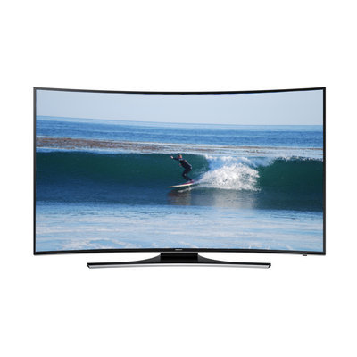 Topo-logic Systems, Inc. Reconditioned Samsung Curved 55 In. 4K Ultra HD 120Hz Smart LED TV W/ WIFI-UN55HU7200F