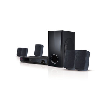Rje Trade International, Inc. Reconditioned 500W 5.1 CHANNEL 3D BLU-RAY HOME THEATER SYSTEM W/ Smart TV and WIFI-BH5140