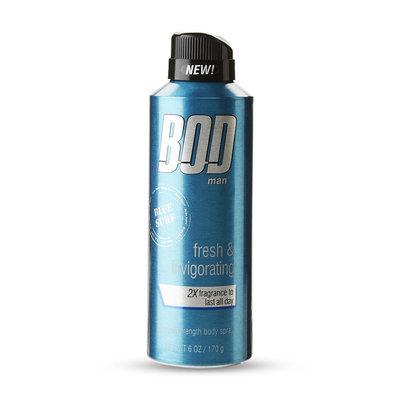 BOD Man Men's Blue Surf 6 Ounce Body Spray - PARFUMS DE COEUR