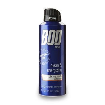 BOD Man Men's Really Ripped Abs 6 Ounce Body Spray - PARFUMS DE COEUR