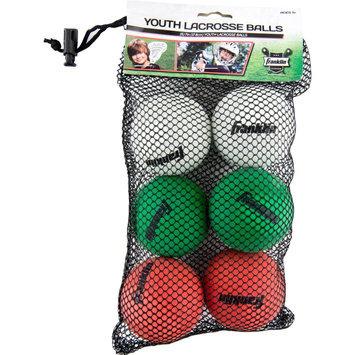 Franklin Sports Lacrosse Balls - 6 Pack
