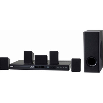 RCA RTB10230 100-Watt Blu-ray Home Theater System