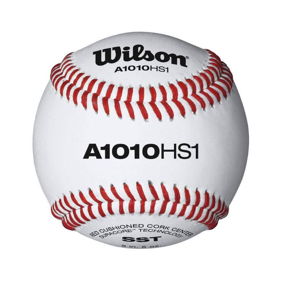 Wilson A1010 High School SST Baseball (DZN)
