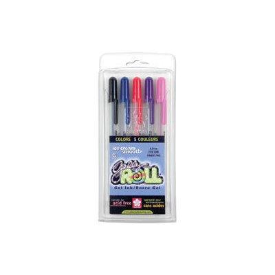 Sakura 37379 Gelly Roll Fine Point Pens 5/Pkg