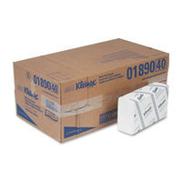 Kimberly-Clark SCOTT Multifold Paper Towels, White, 150/Pk 16/Ctn