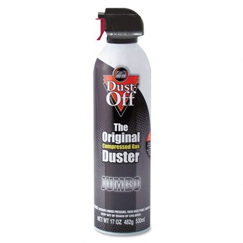 Falcon Safety Products Dust-Off Jumbo Disposable Duster, 17 oz.