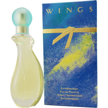 Wings By Giorgio Beverly Hills Edt Spray 3 Oz