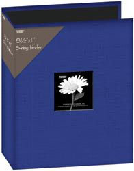 Pioneer Photo Albums Cobalt Blue Memory Book (20 Bonus Pages)