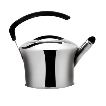 Berghoff International BergHOFF White Auriga 2.5L Whistling Tea Kettle