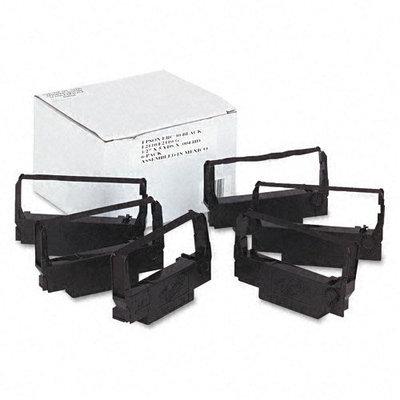 Dataproducts E2110/E2117 Cash Register Ribbon, Nylon, Black