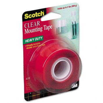 Kmart.com Industrial Strength Mounting Tape, Clear/Red Liner