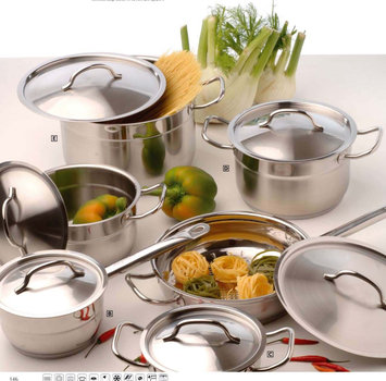 BergHOFF International 1112138 Hotel Line 12pc Cookware Set
