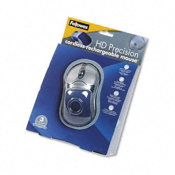 Kmart.com Fellowes Precision Cordless Optical Five-Button Gel Mouse