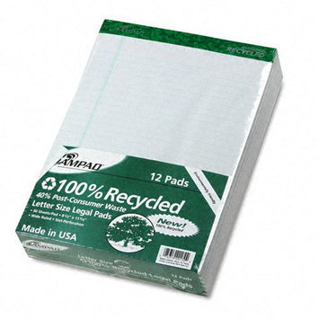 Ampad Evidence Recycled Perforated Pads - Kmart.com