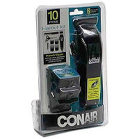 Conair Haircut Kit, Clipper & Accessories, 10 Piece, 1 kit