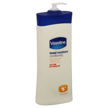 Vaseline Body Lotion Total Moisture With Vitamin A & E