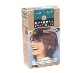 Non-Permanent Haircolor, Dark Ash Blonde 10, 1 application