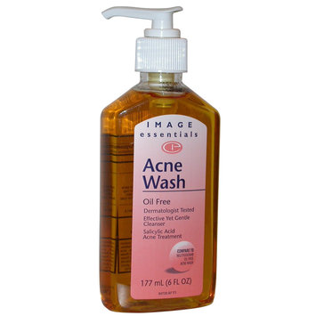 Image Essentials Acne Wash Oil Free 6 ounce - KMART CORPORATION