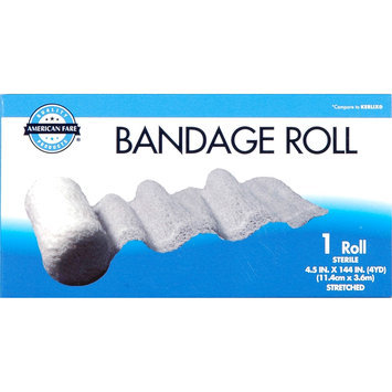 Kmart Corporation Bandage Roll Sterile Roll 4.5 X 144 Inches Box