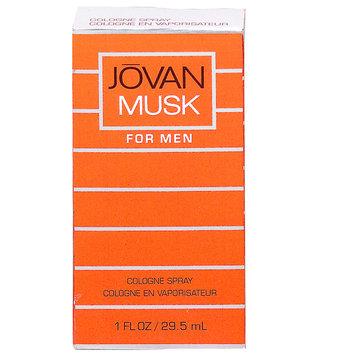 Jovan Musk For Men 1 Oz Spray Cologne