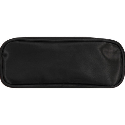 SOHO Basic Pencil Case, Black, 1 ea