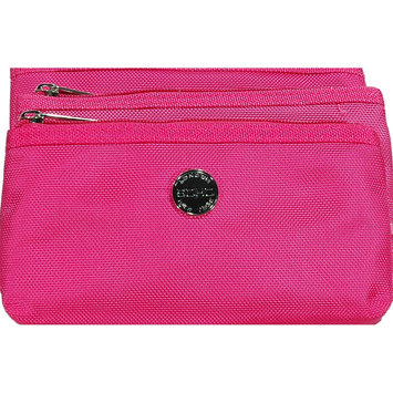 Markwins Beauty Cordura Purse Kit Pink 3 Piece