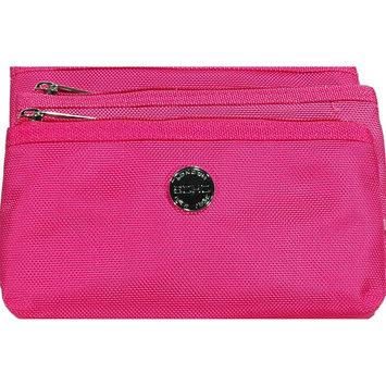 Markwins Beauty Cordura Purse Kit Pink 3 Piece