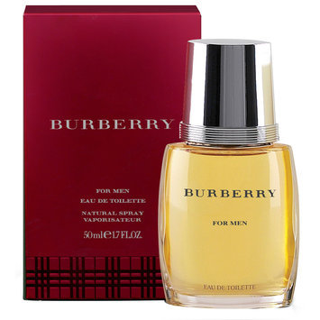 Burberry Men's EDT Fragrance Spray 1.7 Ounce - MODEL IMPERIAL SUPPLY CO, INC