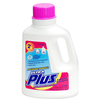 Ultra Plus 50 oz. Laundry Detergent w/ Fabric Softener
