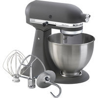 KitchenAid - Ultra Power Tilt-Head Stand Mixer - Imperial Gray