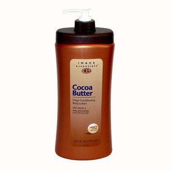 Image Essentials Body Lotion, Deep Conditioning, Cocoa Butter, 24.5 fl oz (725 ml) - KMART CORPORATION