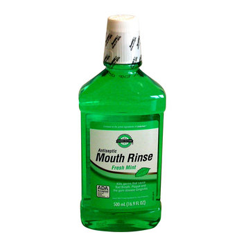 Kmart Corporation Fresh Mountain Mouthwash - 16.9 Fluid Ounce Bottle