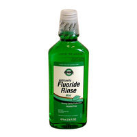 American Fare Mouth Wash with Fluoride in Mint 16 Fluid Ounce Bottle - KMART CORPORATION
