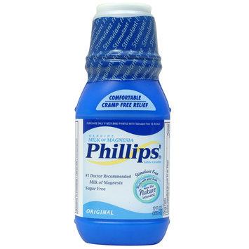 Phillips Milk Of Magnesia Liquid Original 12 Fluid Ounce - Phillips