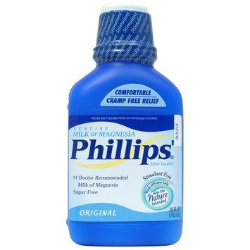 Milk Of Magnesia Liquid Original 26 Fluid Ounce - Phillips
