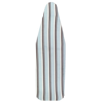 Homz Blue Stripe Ironing Board Cover and Pad - LEAR SIEGLER SEYMOUR CORP.