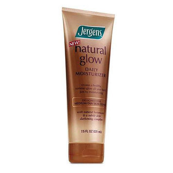 Jergens Natural Glow Daily Moisturizer Med/Tan