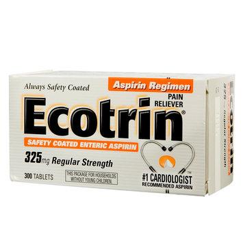 Coated Aspirin 300 Count