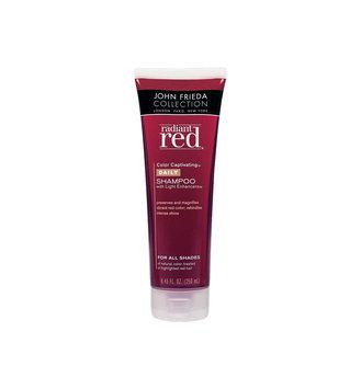 Radiant Red Color Captivating Daily Shampoo with Light Enhancers, 8.45 fl oz (250 ml) - JOHN FRIEDA